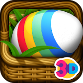 Easter Egg 3D Maker FREE