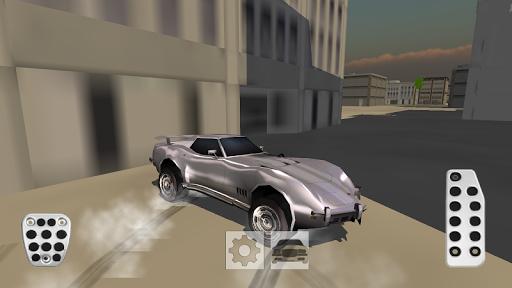 Heavy Muscle Car Simulator
