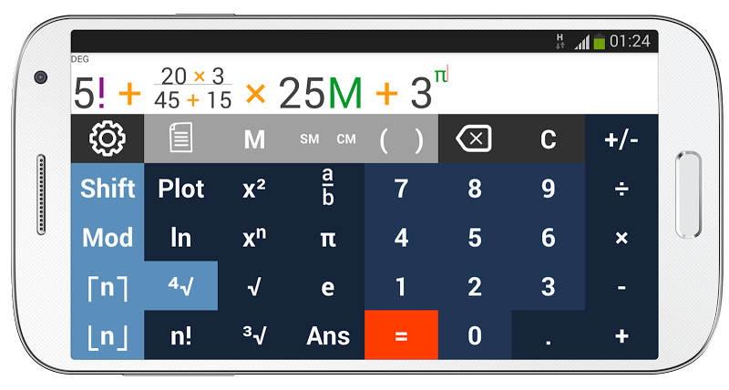 King Calculator Screenshot 4