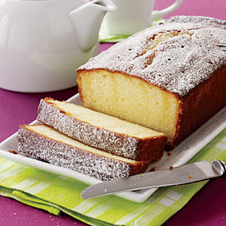Lovely Lemon Loaf.
