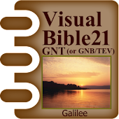 Visual Bible 21 GNT or GNB/TEV