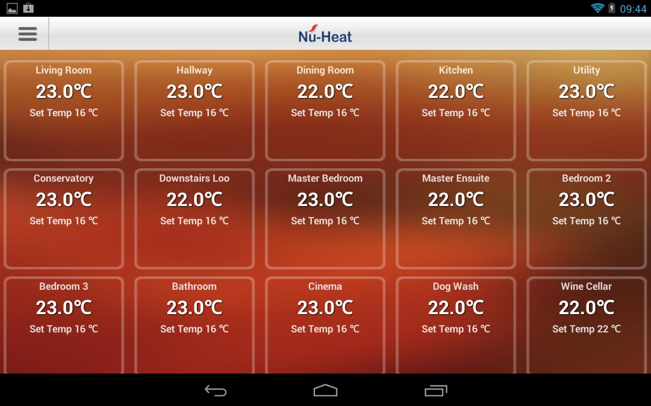 Nu-Heat - screenshot