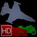 Muzei HD Vehicles icon