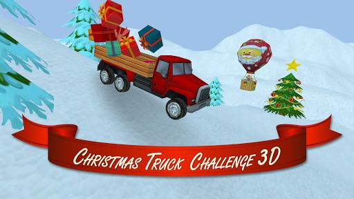 聖誕卡車挑戰3D