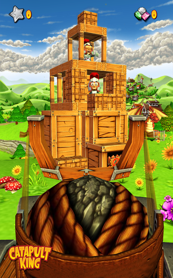 Catapult King - screenshot