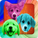 Match 3 Puppy Puzzle Game icon