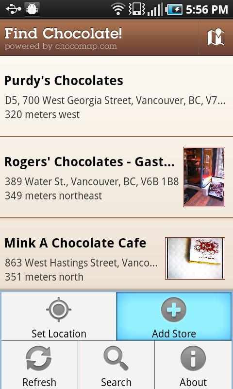 Find Chocolate! - screenshot