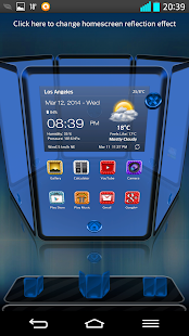 NEXT LAUNCHER 3D CLASSIC THEME- screenshot thumbnail