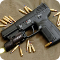 Cool Guns HD wallpapers icon