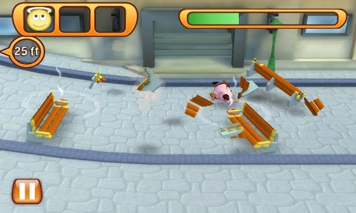 Run Fatty Run Screenshot 15