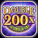 Double 200x Slot Machine icon