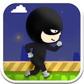 Clumsy Tiny Ninja Thief