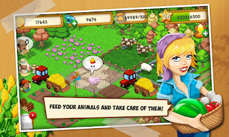 Screenshot of My Little Farm ® FREE