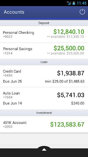 MAFCU Mobile Banking App