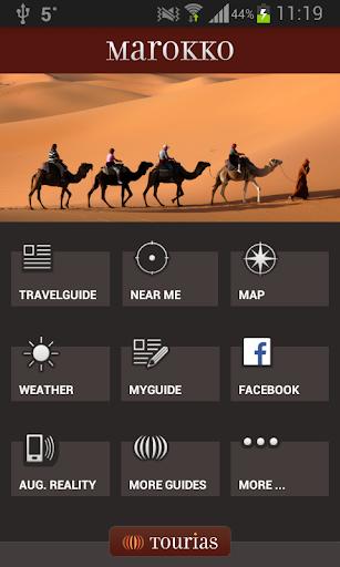 Morocco Travel Guide - Tourias