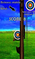 Screenshot of Archer bow shooting