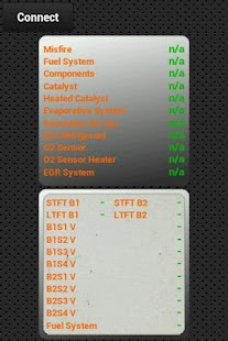 Gauges OBD-II - Car Scanner - screenshot thumbnail