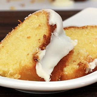Sour Cream Lemon Cake.