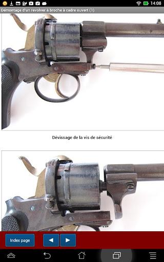 Revolvers à broche expliqués