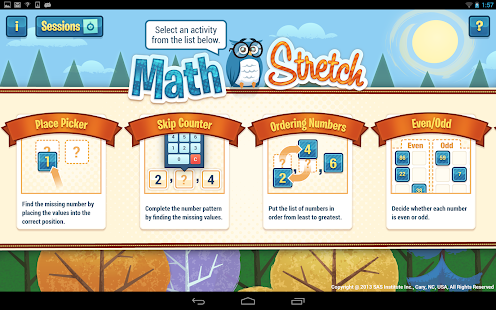 SAS® Math Stretch- screenshot thumbnail
