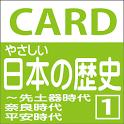 やさしい日本歴史 ~先土器時代 奈良時代 平安時代版 icon