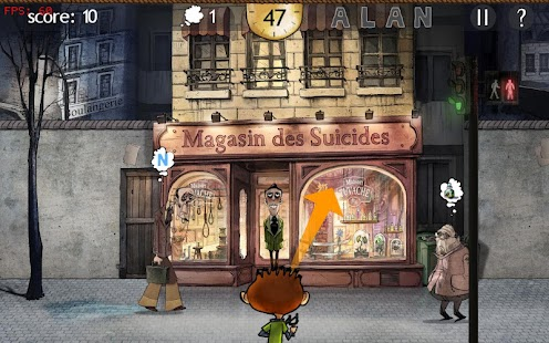 Le Magasin des Suicides- screenshot thumbnail