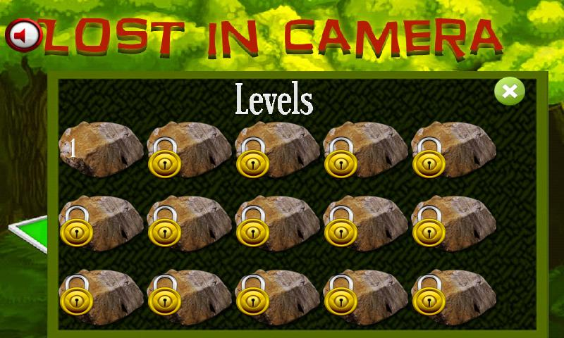 Lost in Camera : Treasure Hunt - screenshot