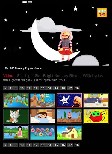 Top 200 Nursery Rhyme Videos