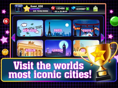 Bingo City Tour - screenshot thumbnail