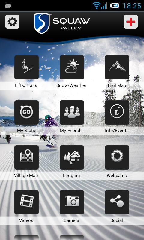 Squaw Valley - screenshot