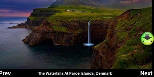 Amazing Places Wonderful World