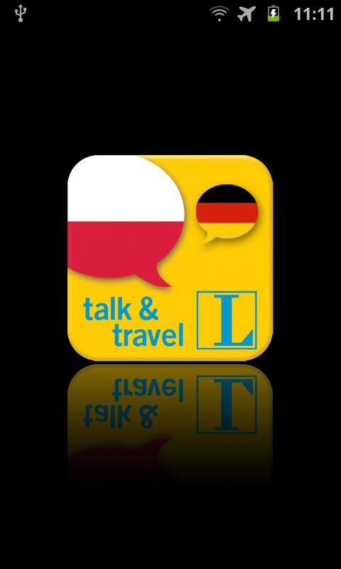 Polnisch talk&travel - screenshot