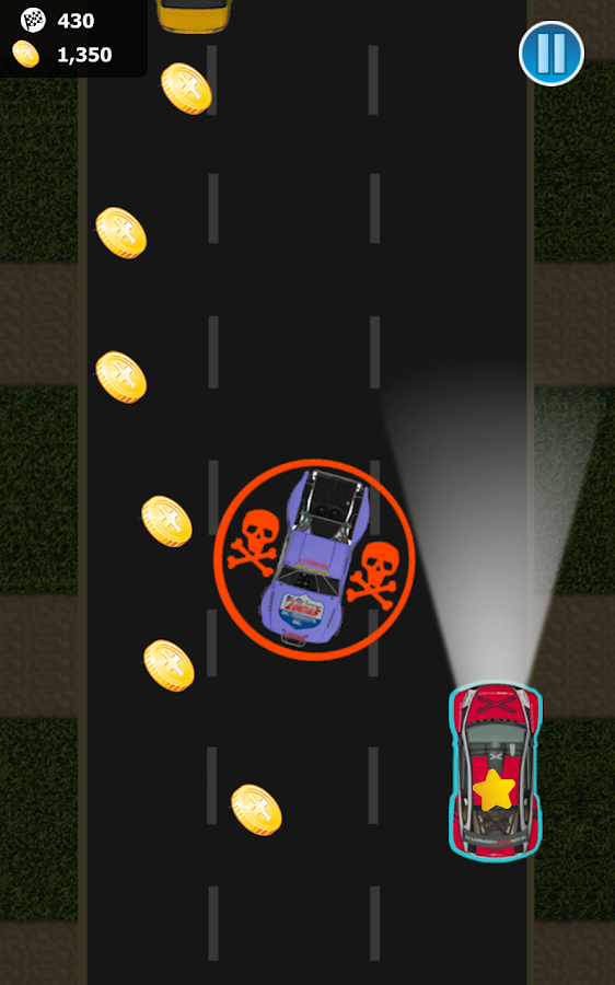 Save Red Car- screenshot