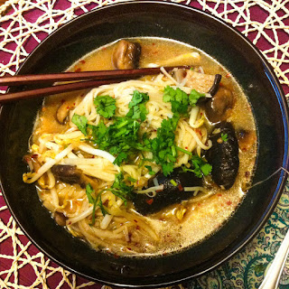 Vegan Mushroom Ramen