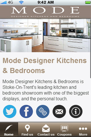 Mode Kitchens Bedrooms