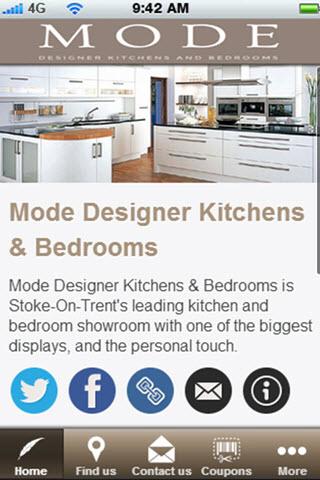 Mode Kitchens Bedrooms