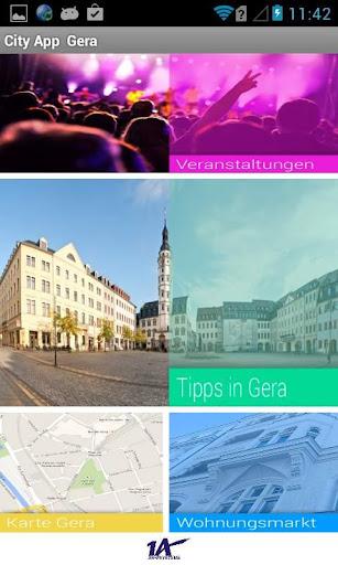 City App Gera