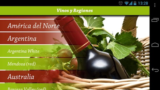 Wines and Vintages World Ed.- screenshot thumbnail