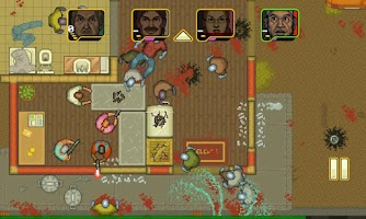 Screenshot of TSUZP! a zombie tale -BETA-