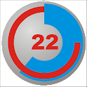 Aventador Clock Calendar logo