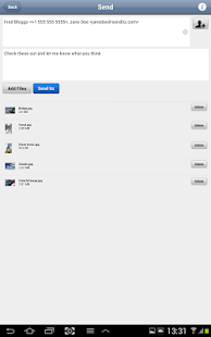 SendItz - Send & Share Files- screenshot thumbnail