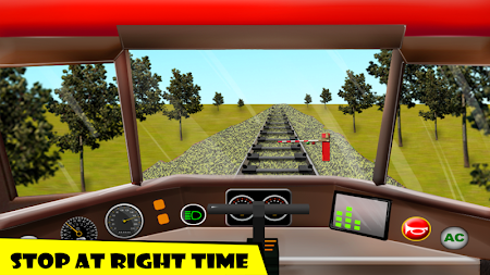 Train Driving Simulator Pro 2D 1.6 screenshot 124123