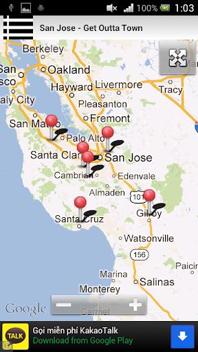 San Jose - Get Outta Town