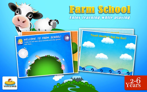 Kids Games 2 year old: Farm