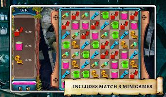 Screenshot of Hidden Object Mystery Venue 2