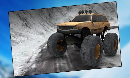 4×4越野怪兽卡车
