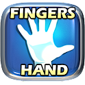 PT and OT Helper: Fingers Hand icon