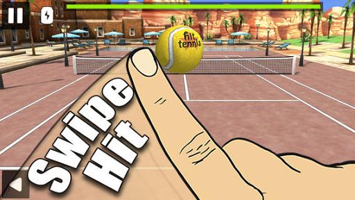 Play 3D Tennis