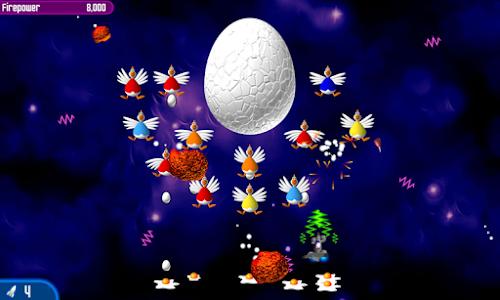Chicken Invaders 2 HD (Tablet) v1.05ggl