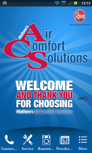 Mathews Air Comfort Solutions